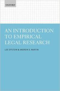 An Introduction to Empirical Legal Research (repost)