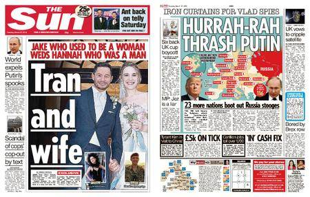 The Sun UK – 27 March 2018