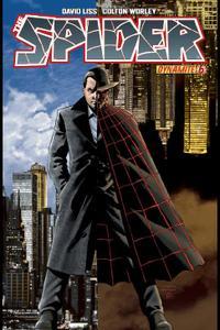Dynamite-The Spider No 06 2012 Hybrid Comic eBook