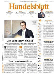 Handelsblatt - 6 Oktober 2020