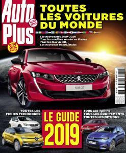 Auto Plus Hors-Série - Le Guide 2019
