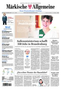 Neue Oranienburger Zeitung - 24. September 2019