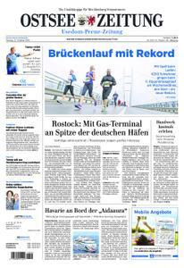 Ostsee Zeitung Wolgast - 22. Oktober 2018