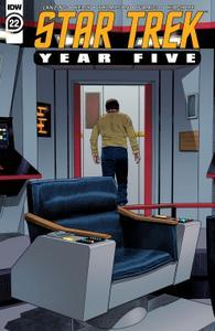 Star Trek - Year Five 022 (2021) (webrip) (TheOrions-DCP