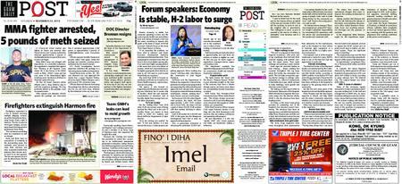 The Guam Daily Post – November 23, 2019