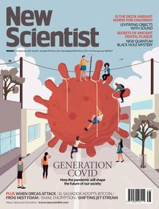 New Scientist Australian Edition – 18 September 2021