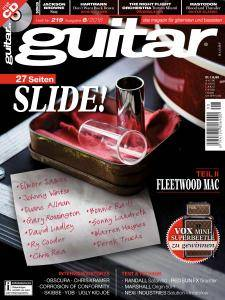 Guitar Germany - August 2018