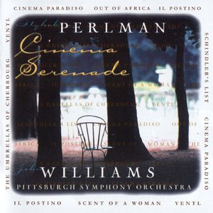 Itzhak Perlman, Pittsburgh SO, John Williams - Cinema Serenade (1997) [Reissue 2015] PS3 ISO + Hi-Res FLAC