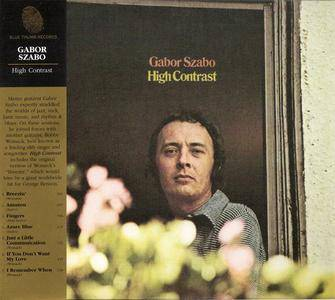 Gabor Szabo - High Contrast (1971) {2003 Verve Music Group} **[RE-UP]**