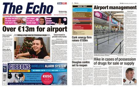 Evening Echo – November 11, 2020