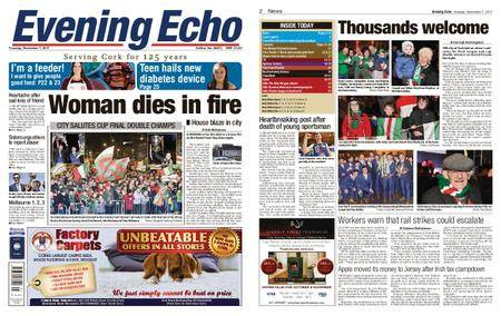 Evening Echo – November 07, 2017