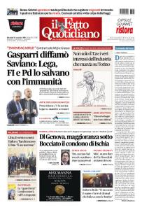 Il Fatto Quotidiano - 14 novembre 2018