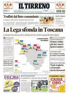 Il Tirreno Livorno - 25 Giugno 2018