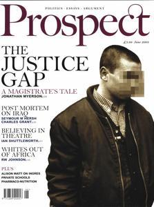 Prospect Magazine - June 2003
