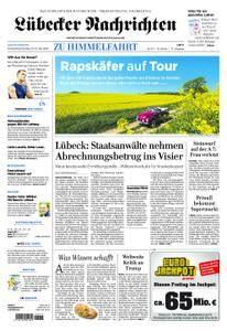 Lübecker Nachrichten Bad Schwartau - 10. Mai 2018