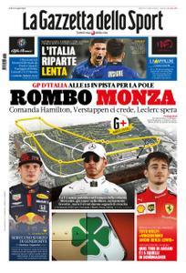 La Gazzetta dello Sport – 05 settembre 2020