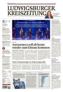 Ludwigsburger Kreiszeitung LKZ - 19 März 2021