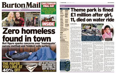 Burton Mail – March 19, 2021