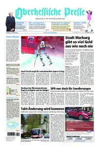 Oberhessische Presse Marburg/Ostkreis - 16. Dezember 2017