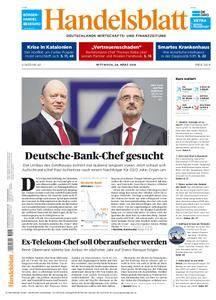 Handelsblatt - 28. März 2018