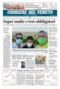 Corriere del Veneto Venezia e Mestre – 07 luglio 2020
