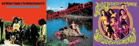 Acid Mothers Temple & The Melting Paraiso U.F.O. - 3 Albums (2006-2009)