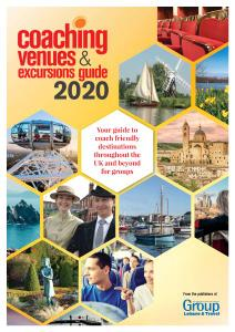 Group Leisure & Travel - Coaching Venues & Excursions Guide 2020