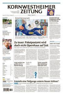 Kornwestheimer Zeitung - 11. Mai 2018
