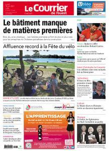 Le Courrier de l'Ouest Cholet – 14 juin 2021