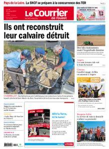 Le Courrier de l'Ouest Nord Anjou – 22 juillet 2019