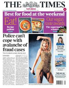 The Times - 25 January 2020