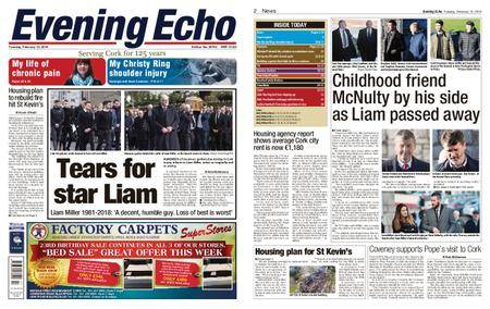 Evening Echo – February 13, 2018