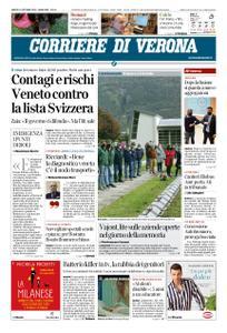 Corriere di Verona – 10 ottobre 2020