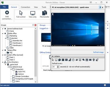 Remote Utilities Viewer 6.10.10.0 Multilingual