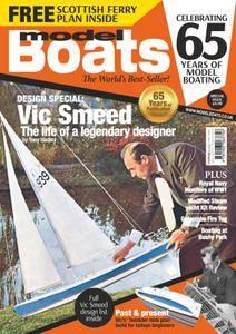 Model Boats - May 2015
