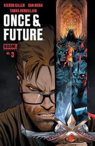 Once & Future 003 2019 digital Son of Ultron