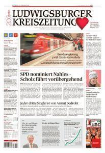 Ludwigsburger Kreiszeitung - 14. Februar 2018