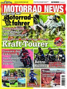 Motorrad News – August 2020