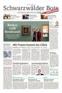 Schwarzwälder Bote Hechingen - 08. März 2019