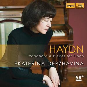 Ekaterina Derzhavina – Haydn: Variations & Pieces for Piano (2019)