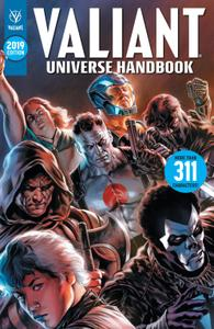 Valiant Universe Handbook 2019 Edition 2019 digital Son of Ultron