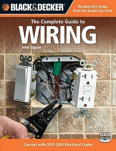 Black & Decker The Complete Guide to Wiring - 5th Edition (DVD + eBook)