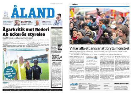 Ålandstidningen – 11 juni 2020