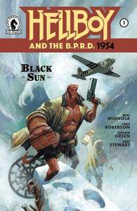 Hellboy and the B P R D - 1954 - Black Sun 001 2016 digital Son of Ultron-Empire