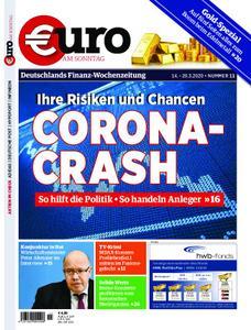 Euro am Sonntag – 14. März 2020