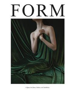 Form Magazine - Fall-Winter 2018