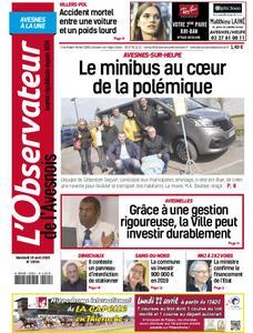 L'Observateur de l'Avesnois - 19 avril 2019