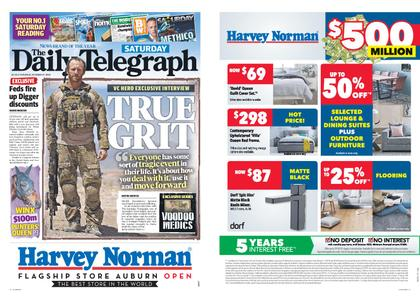 The Daily Telegraph (Sydney) – October 27, 2018