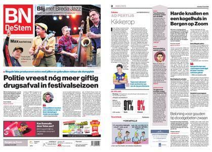 BN DeStem - Bergen op Zoom – 14 mei 2018