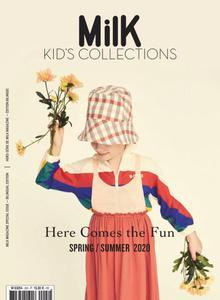 Milk Kid's Collections - mars 2020